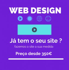 Web design em Odivelas
